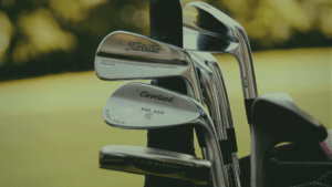 different golf clubs