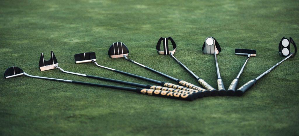 odyssey stroke lab putters